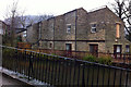 SD9927 : Building at the rear of the Hebden Bridge Little Theatre by Phil Champion
