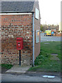 SE6119 : Postbox at Pollington by Alan Murray-Rust