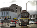 SD8011 : The Rock/Peel Way/Moorgate Junction by David Dixon