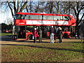 TQ1780 : &quot;New Bus for London&quot; on show in Ealing by David Hawgood