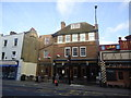 TQ4069 : The Greyhound public house, Bromley by Stacey Harris