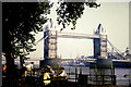TQ3380 : Tower Bridge - September 1968 by Richard Hoare