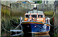 C3431 : Buncrana lifeboat by Albert Bridge