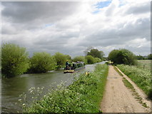 SU7071 : Kennet and Avon Canal between Southcote Lock and Fobney Lock by Maurice D Budden