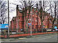 SJ8394 : William Hulme's Grammar School Original Building by David Dixon