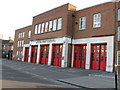 TQ1980 : Acton Fire Station by Alex McGregor
