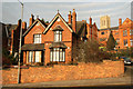 SK9771 : Victorian house on Lindum Road by Richard Croft