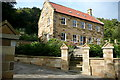 NZ8016 : House at Runswick Bay by Graham Horn