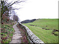 SJ9377 : Causeway near Bollington by Stephen Craven