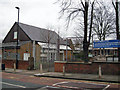TQ3275 : St Saviour's Church of England Primary School, Herne Hill by Richard Dorrell