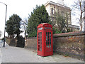 TQ3975 : Listed phone box by Stephen Craven