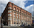 SJ8498 : Hanover Building, Corporation Street, Manchester by Stephen Richards