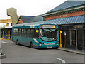 SJ7687 : Altrincham Transport Interchange by David Dixon