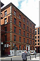 SJ8498 : 34 Charlotte Street, Manchester by Stephen Richards