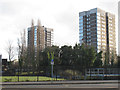TQ5178 : Towerblocks in Erith by Stephen Craven