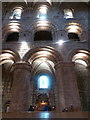 HY4410 : Kirkwall: cathedral stonework by Chris Downer