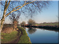 SJ7488 : Bridgewater Canal, Dunham by David Dixon