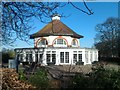 TQ3977 : Pavilion Tea House, Greenwich Park by David Martin