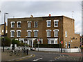 TQ2080 : Houses on Acton Lane by Alan Murray-Rust