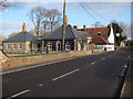 TL7191 : Lodge Road, Feltwell by Hugh Venables