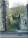SE0023 : New Lane at Cragg Road by Humphrey Bolton