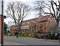 TQ2178 : St Michael and All Angels, Bedford Park by Alan Murray-Rust