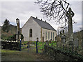 NG8227 : Lochalsh Parish, Kirkton Church by Richard Dorrell