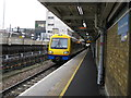 TQ4484 : Barking station:  London Overground by Dr Neil Clifton
