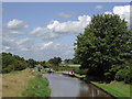 SJ6541 : Shropshire Union Canal south of Audlem, Cheshire by Roger  Kidd