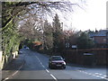 SJ9072 : Macclesfield - Ivy Lane at Valley Road by Peter Whatley