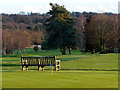 TQ2797 : Hadley Wood Golf Course, Beech Hill, Cockfosters by Christine Matthews