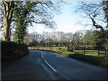 SJ8370 : Salters Lane, Siddington by Peter Whatley
