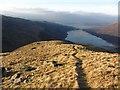 NN0244 : West ridge of Meall Garbh : Week 3