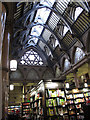 SE1633 : Waterstones, Bradford: interior by Stephen Craven
