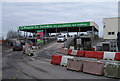SU1386 : Household Waste Recycling Centre, Darby Close, Cheney Manor Industrial Estate by Vieve Forward