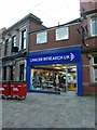 SD6828 : Cancer Research Shop, Northgate, Blackburn by Alexander P Kapp