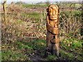 SD7912 : Burrs Country Park, Irwell Sculpture Trail by David Dixon