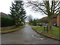 TL2051 : Church End, Everton by Alexander P Kapp