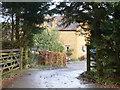 SP3435 : Mill Barn Farm [2] by Michael Dibb