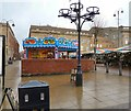 SJ9399 : Ashton Market by Gerald England