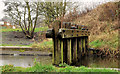 J2764 : Sluice gate, Lisburn/Hilden (2) by Albert Bridge