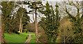 J3583 : The Glen Park, Whiteabbey (1) by Albert Bridge