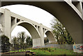 J3583 : Bleach Green viaducts, Whiteabbey (4) by Albert Bridge