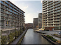SJ8297 : Bridgewater Canal, Castlefield by David Dixon