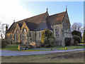 SJ7890 : The Parish Church of St John the Divine, Brooklands by David Dixon