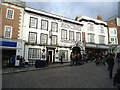 SU9949 : The Angel Hotel public house, Guildford by Stacey Harris