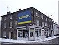Abbots estate agents Risbygate Street Bury St Edmunds, Suffolk,