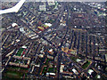 TQ3075 : Brixton from the air by Thomas Nugent