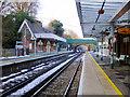 TQ1651 : Box Hill & Westhumble Station by Stefan Czapski