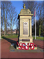 SD6602 : Atherton War Memorial by David Dixon